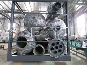 Beston Pyrolysis Plant to Korea