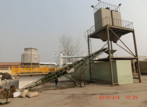 Continuous Plastic Pyrolysis Plant