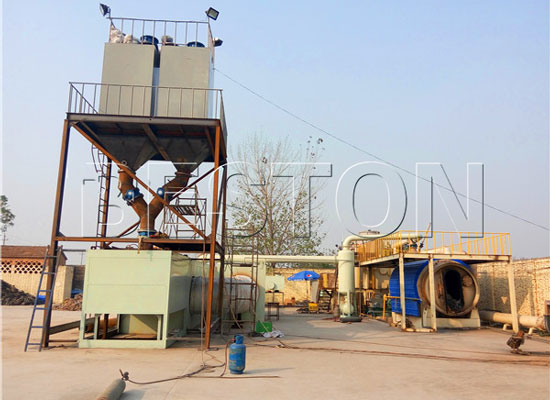 Plastic to Fuel Conversion Machine