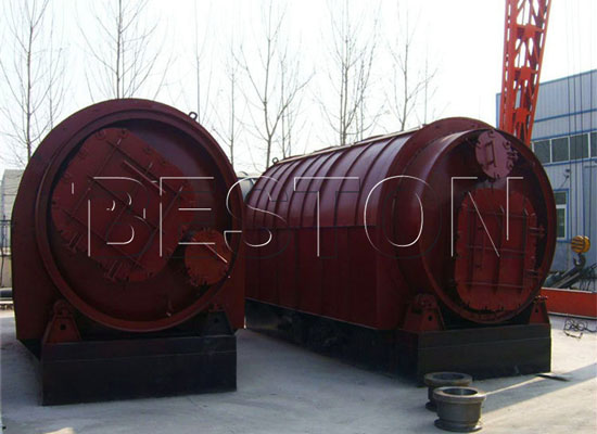 Tire Recycling Plant For Sale