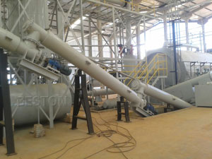 Waste Pyrolysis Plant In Brazil
