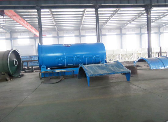 plastic recycling machine suppliers