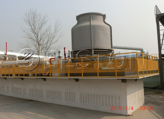 Medical Waste Pyrolysis Treatment Equipment