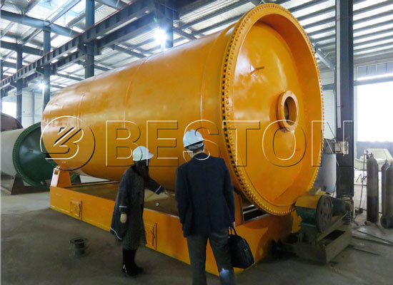 pyrolysis equipment