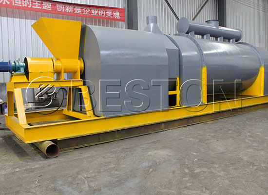 Biomass Carbonizer Machine