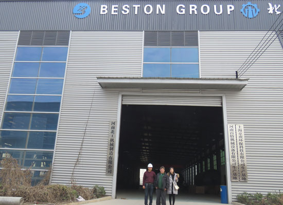 Canadian Customers in Beston