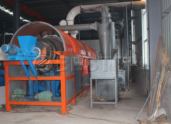Carbonization Machines