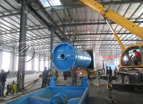 Waste Plastic/PET Bottle Recycling Machine/Plant Price