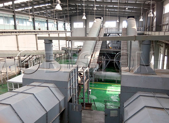 Beston Waste Sorting Machine
