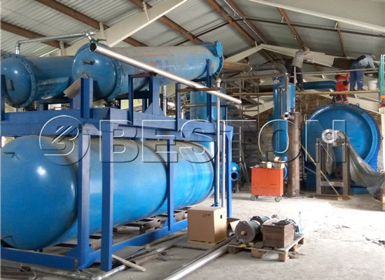 Plastic to Oil Pyrolysis Plants in Hungary2