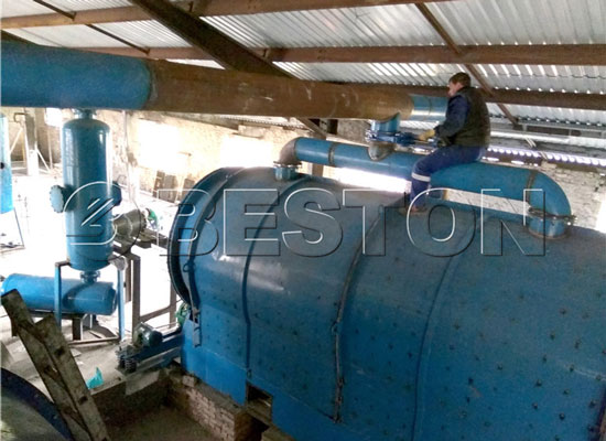 Plastic to Oil Pyrolysis Plants in Hungary3
